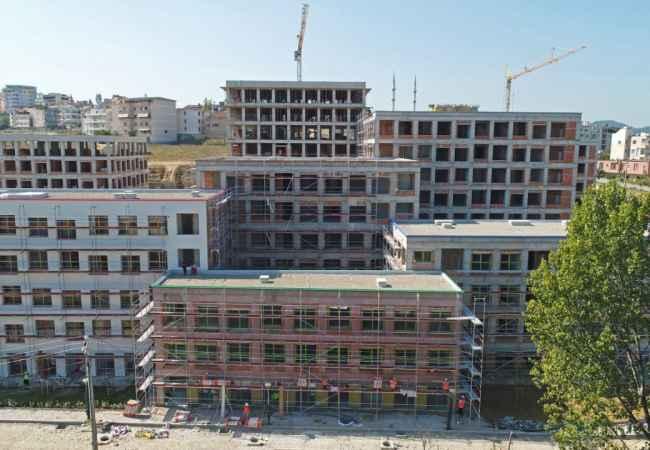Apartament Luksi me cmim Okazion 1+1, 72 m2 - 53000 Euro