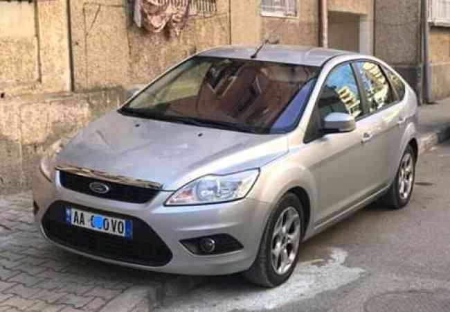 Jepet me qera Ford Focus Titanium