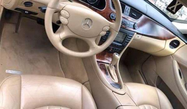 Jepet me qera Mercedes Bens CLS