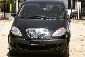 Rent Lancia Black For rent Lance Black  Engine 1.3  Oil multijet  Year 2007  Price 20 Euro