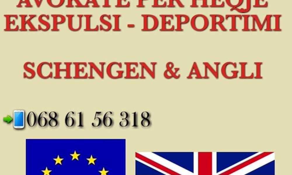 Heqje Ekspulsi - Schengen &Angli