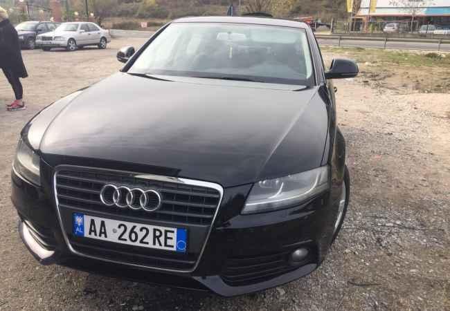 Jepet makine me qera Audi_A4_2008_diesel_2.0-Auto Fillojn nga 40 € / dita  Jepet  makine me qera  Audi_A4_2008_diesel_2.0-Auto =  40 € / dita#Audi A4