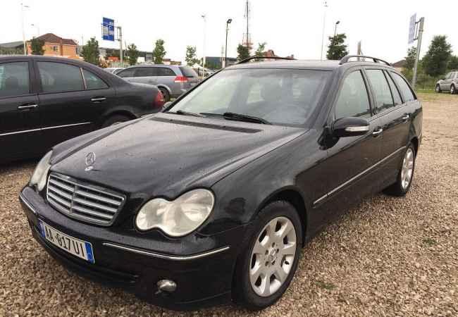 Mercedes-Benz_C203_EVO_220_DIESEL_AUTOMATIC Car Hire - 20 €   day Mercedes-Benz_C203_EVO_220_DIESEL_AUTOMATIC- = 20 €   day car rental  C203 # E