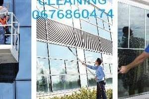 Sherbime Sherbime Profesionale Pastrime dhe Larje fasadash xhami