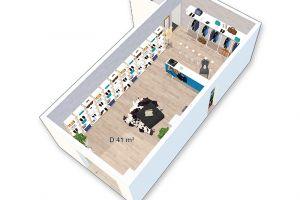 Imobiliare Objekt Biznesi ne Shitje for sale a store