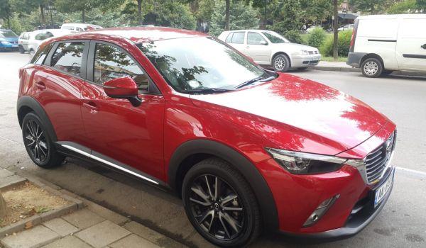 Shitet Mazda Cx3 Full Option