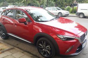 Shitet Mazda Cx3 Full Option Shitet Mazda Cx3  2000cc Benzine Full Option me vetem 7000 km blere ne konce