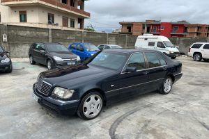 Sllon  Shitet : Mercedes Benz - Sllon - S300 , diesel , Viti 1997 , disqe 18 OZ ORIGINA