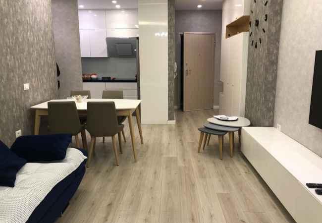 id:183568 - Ne Kompleksin Kika 2 Jepet Me Qira Super Apartament 2+1 Me Mobilim Luks!!