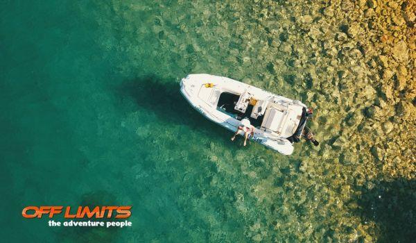 Laert tours / Udhetime me skaf/ speed boat tours