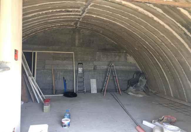 Shitet toke, 2545 m2 (plus bunker).