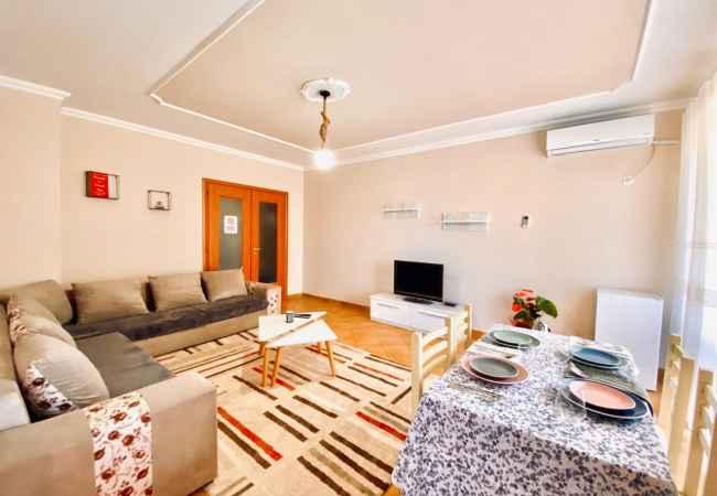 id:197657 - Apartament 2+1 per qira ditore tek Pazari i Ri