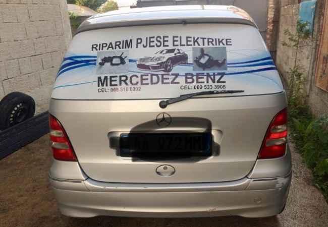 Riparim Pjes Elektrike Mercedes -Benz Riparim paketa kamjeRiparim Film Timoni Riparim Lev marshi Riparim pompa e