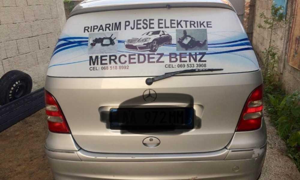 Riparim Pjes Elektrike Mercedes -Benz
