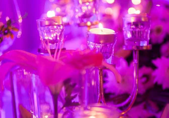 Organizime festash 100 euro dekori i festes