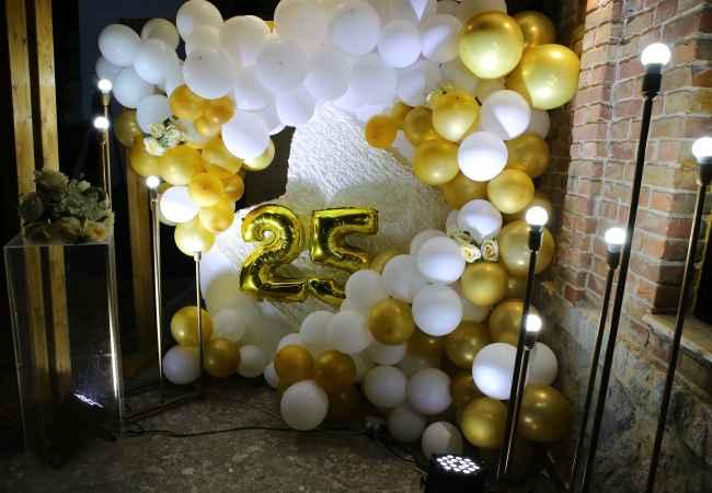 Organizime festash 50 euro dekor
