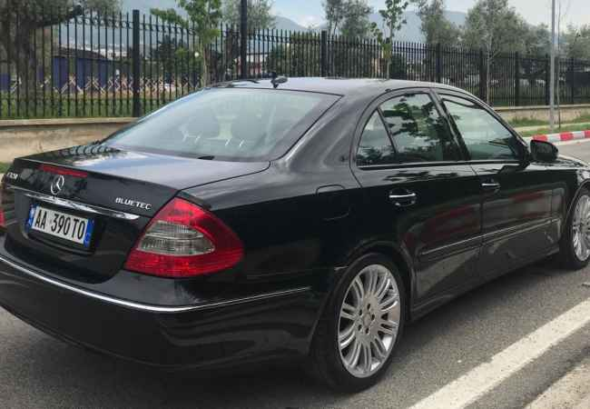 Mercedes Evo 320 Bluetec
