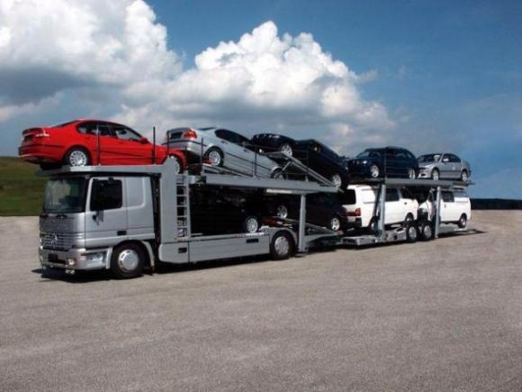 Transport Makinash Gjermani Shqiperi