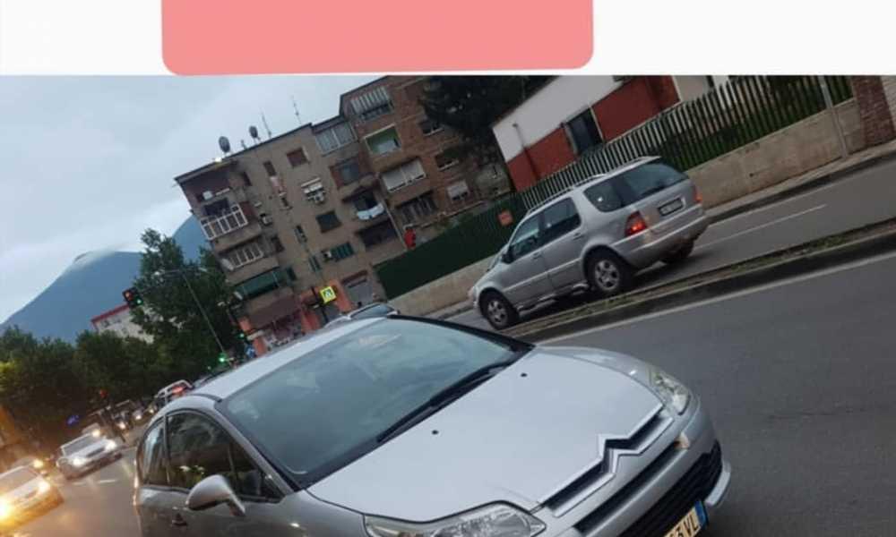 Car rental tirane 14 euro dita