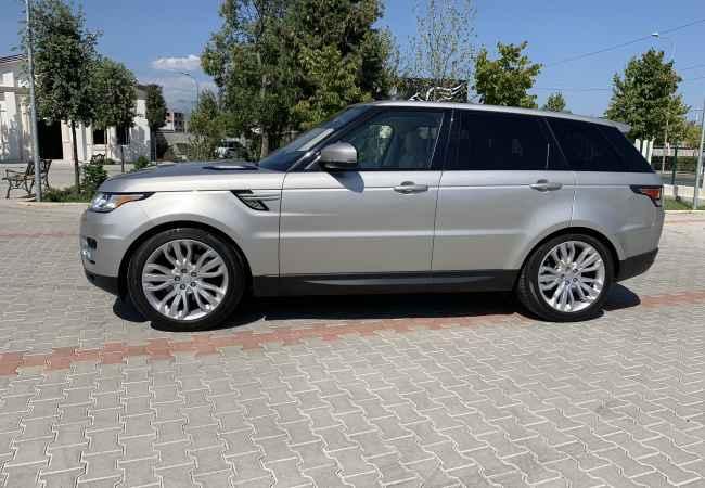 Range Rover Sport 3.0 naft. 2016 Full Shitet Range Rover Sport 3.0 diesel ,E sa po arrdhur dogan e paguar, viti 2016,