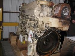 Servis i certifikuar per motorra te Eskavatoreve, Bulldozherave, etj.