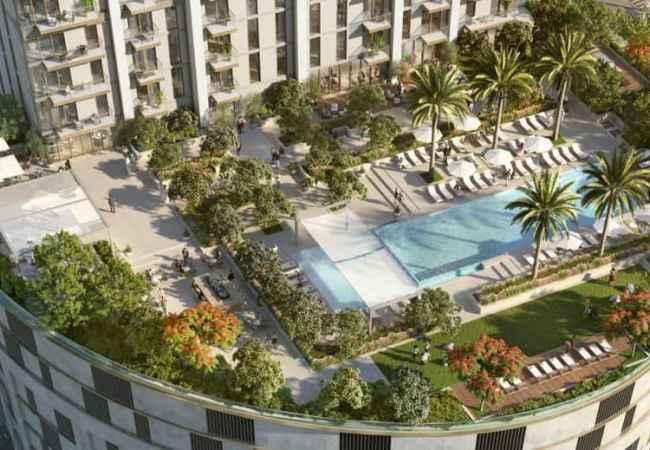 Shes prona ne bregdet, super luxury apartments ne Dubai
