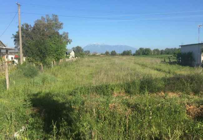FOR SALE ARE SOLD TO FULL CHARGES, LUSHNJE Area land for sale in Karbunarë e Poshtme, Lushnje. The land area is 1664 m wit