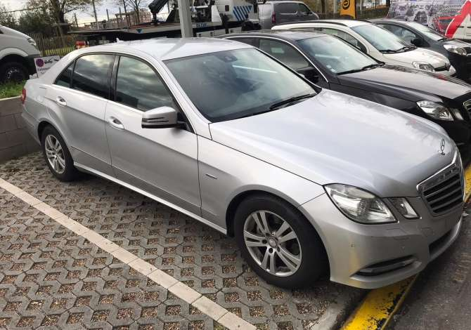 "Car Rental Mercedes-Benz 2012 supplied with Diesel Car Rental in Tirana near the ""21 Dhjetori/Rruga e Kavajes"" area .Thi"