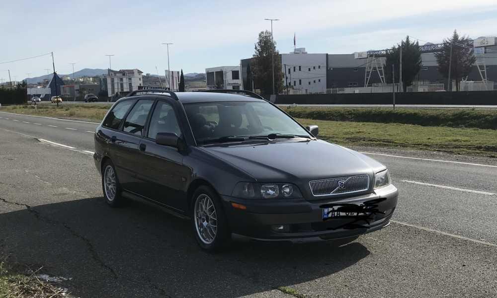 Volvo 2.0 benzine/gas