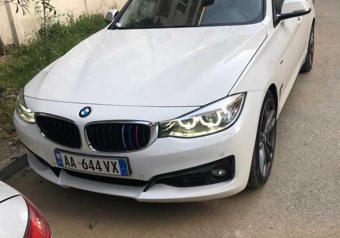 Shitet SUPER BMV Shitet BMW, vit prodhimi 2014, motorr 200. Makina eshte me vetem 140 000 kilomet
