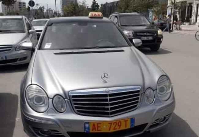 Sherbime Profesionale Taxi Ali
